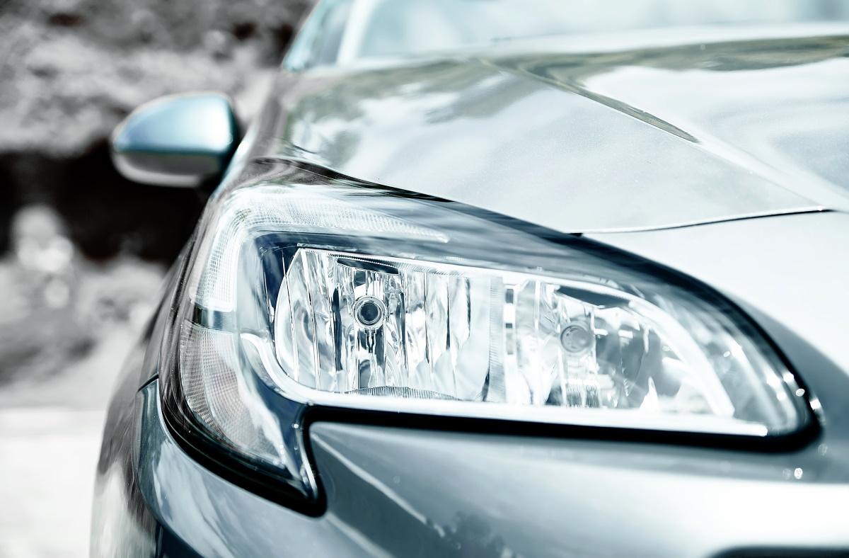 Phare de voiture du secteur automobile